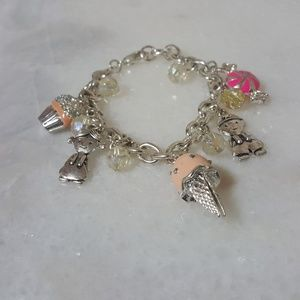 Jewelry - Kid in a Candy Store Charm Bracelet